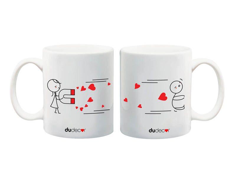 Tavola e cucina Tazze in ceramica Calamita Mugs Mugs