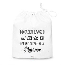 Lifestyle Sacche organizer Indicazioni Lavaggio Bag