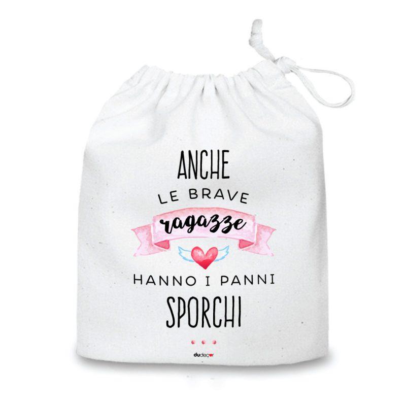 Lifestyle Sacche organizer Panni Sporchi Bag