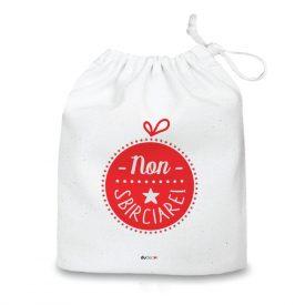 Natale Quadretti cuscini e sacche di Natale Sbirciare Bag