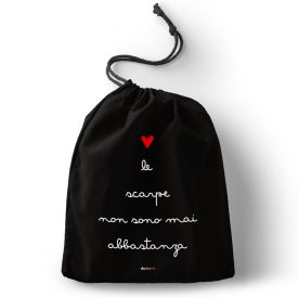 Lifestyle Sacche organizer Scarpe Bag Nera