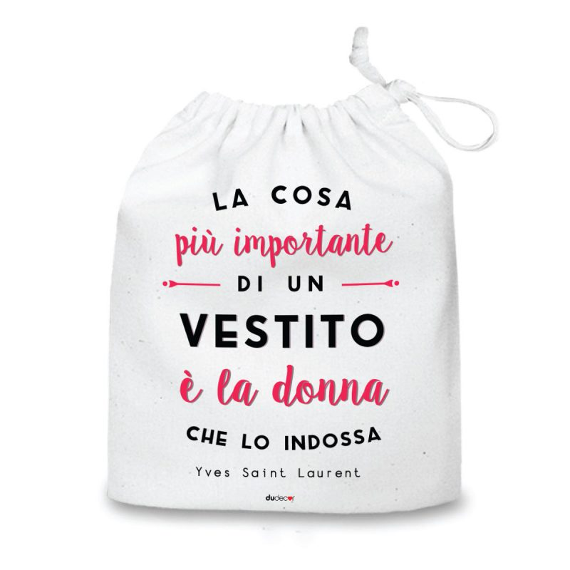 Lifestyle Sacche organizer Vestito Bag