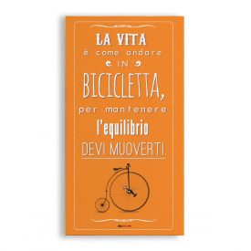 Decorazioni living Canvas Quadretti Bicicletta Canvas