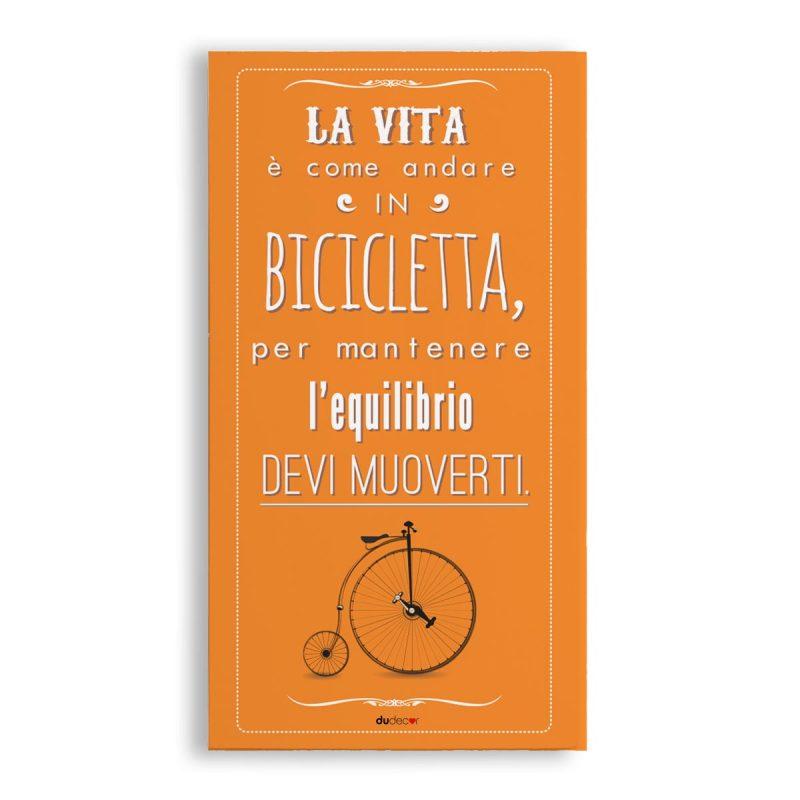 Decorazioni living Canvas Quadretti Bicicletta Canvas