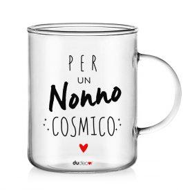 Tavola e cucina Tazze in vetro Nonno Cosmico Mug