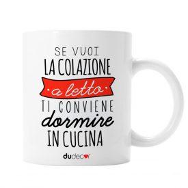 Tavola e cucina Tazze in ceramica Colazione Mug