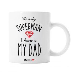 Tavola e cucina Tazze in ceramica Only Superman