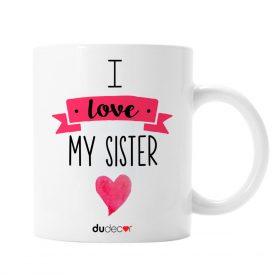 Tavola e cucina Tazze in ceramica Sister Mug