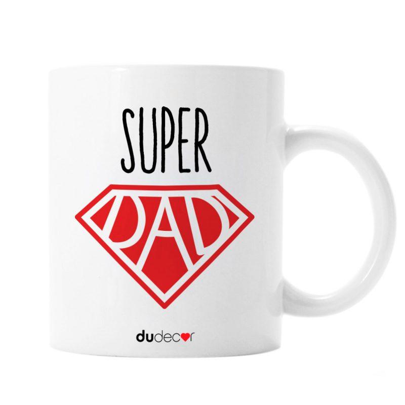 Tavola e cucina Tazze in ceramica Super Dad