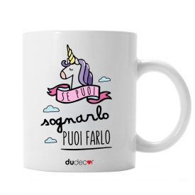 Tavola e cucina Tazze in ceramica Unicorno Mug