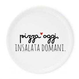 Tavola e cucina Piatti pizza Piatto Pizza Insalata