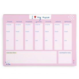 Cartoleria Planner Planning Dieta