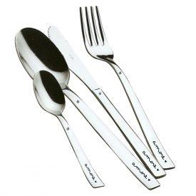 Tavola e cucina Posate e utensili Amore Set 4 Posate