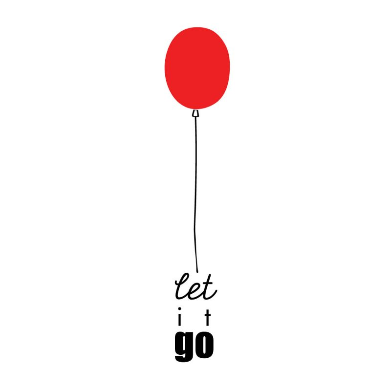 Wallstickers Natura e Viaggi Let It Go