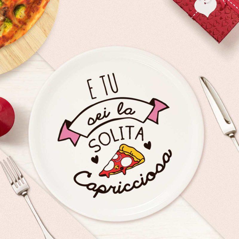 Tavola e cucina Piatti pizza Piatto Pizza Capricciosa