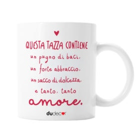 Tazza in ceramica Tanto Amore